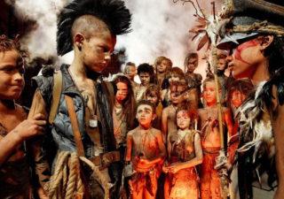 Promised Land - un monde d'enfants à la Mad Max 1