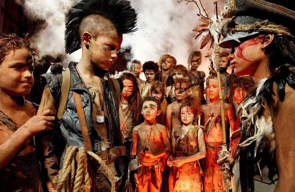 Promised Land - un monde d'enfants à la Mad Max 11