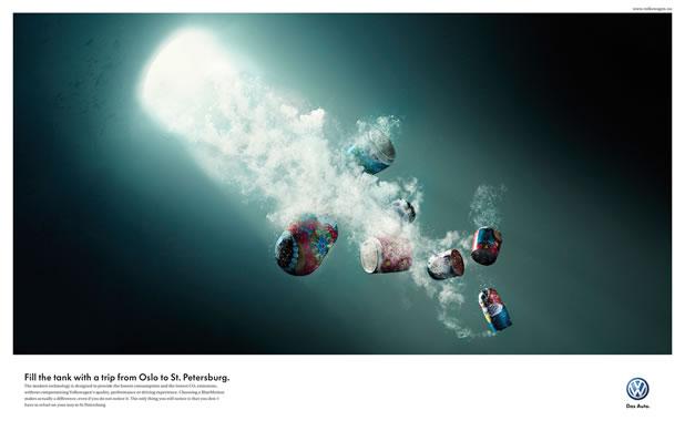 100+ publicités créatives et designs d'avril 10