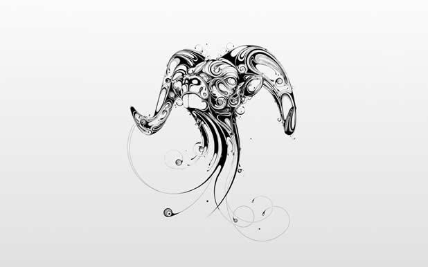 Le superbe illustrations d'animaux de Si Scott 14