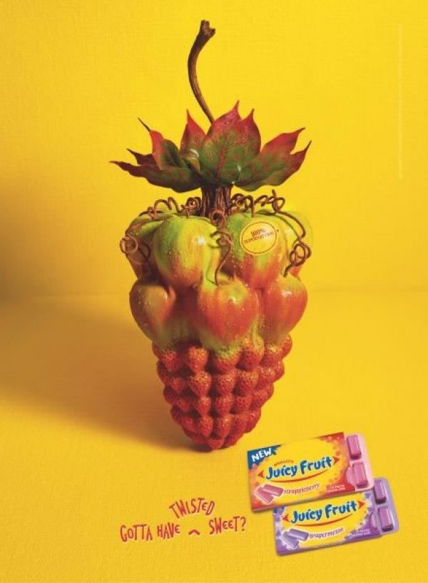 90 publicités pour du Chewing-gum 19