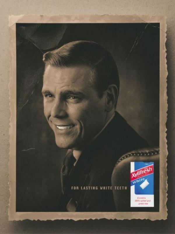 90 publicités pour du Chewing-gum 30