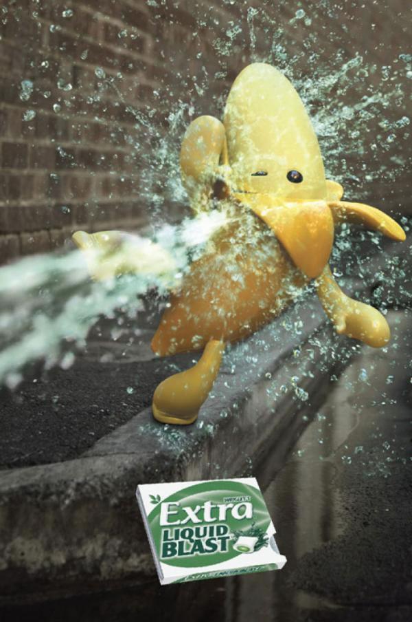 90 publicités pour du Chewing-gum 52