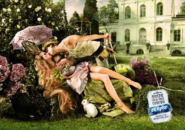90 publicités pour du Chewing-gum 54