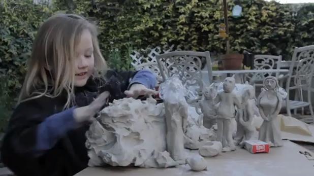 le Papa métalleux fait des gateaux gores avec sa fille - Hesse Loisirs 2