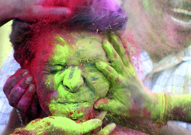 Holi - Le festival des couleurs 3