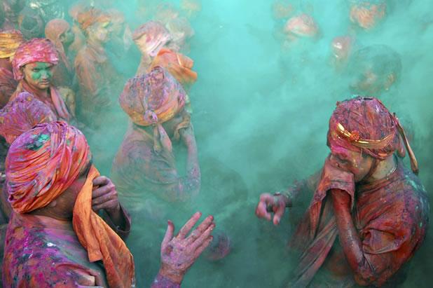 Holi - Le festival des couleurs 4