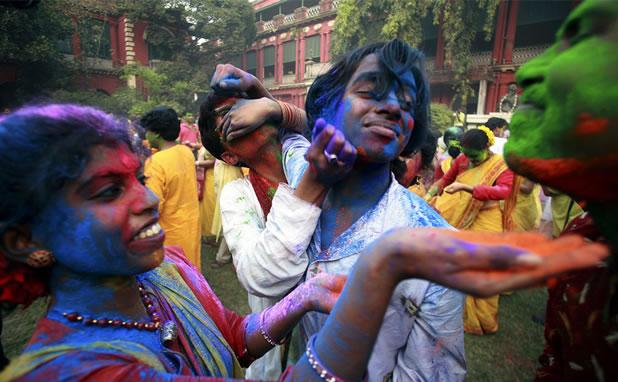 Holi - Le festival des couleurs 5