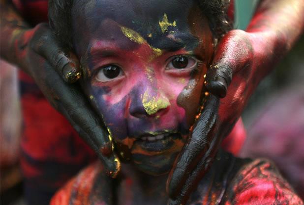 Holi - Le festival des couleurs 7