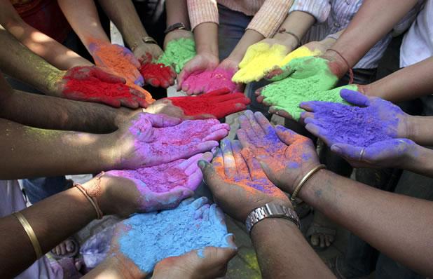Holi - Le festival des couleurs 9