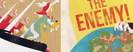 Les affiches de propagande Mario 11