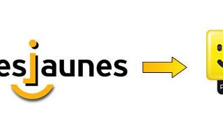 Nouveau logo - Les pages jaunes 1