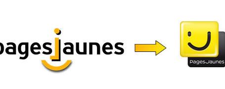 Nouveau logo - Les pages jaunes  11