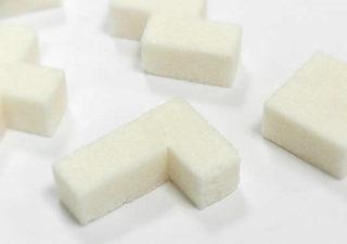 Des sucres Tetris