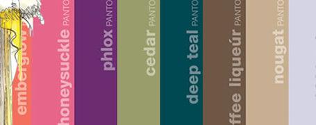 Les couleurs pantone tendances pour l'automne 2011 1