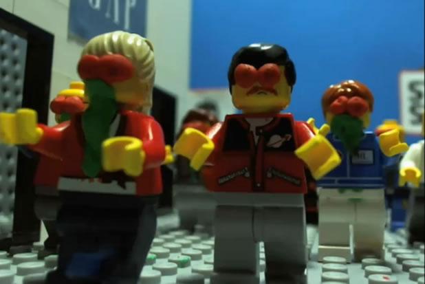 Lego City Zombie Defense 2