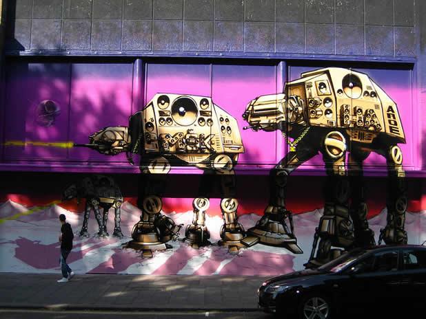 38 Street Art Fun et créatifs – vol3 39