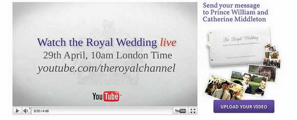 Top 12 publicités utilisant le pretexte du mariage du prince William 7