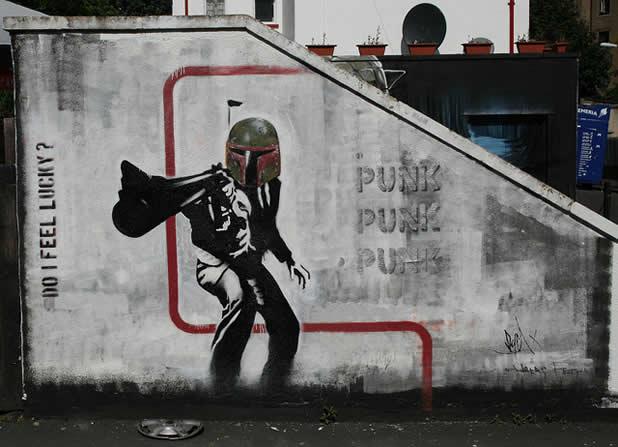 38 Street Art Fun et créatifs – vol3 38