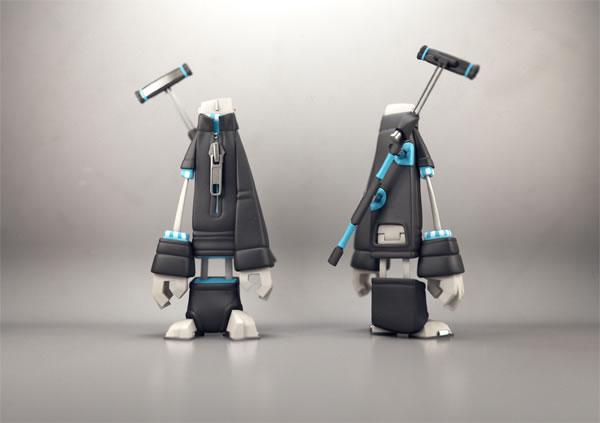 Les joueurs de curling ultra design 4