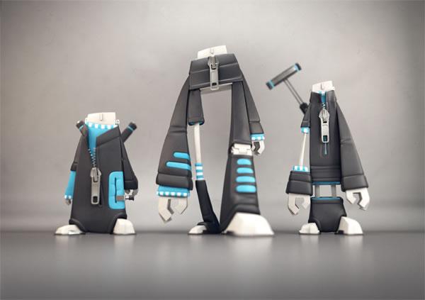 Les joueurs de curling ultra design 3