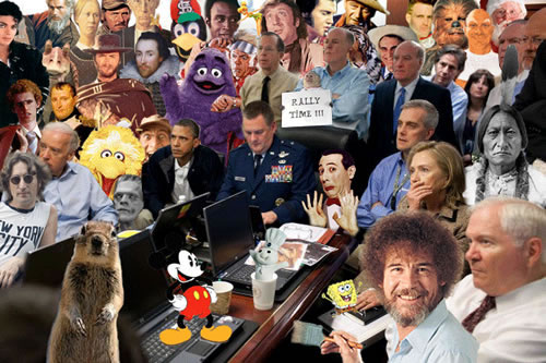 17 parodies fun de la situation room  5