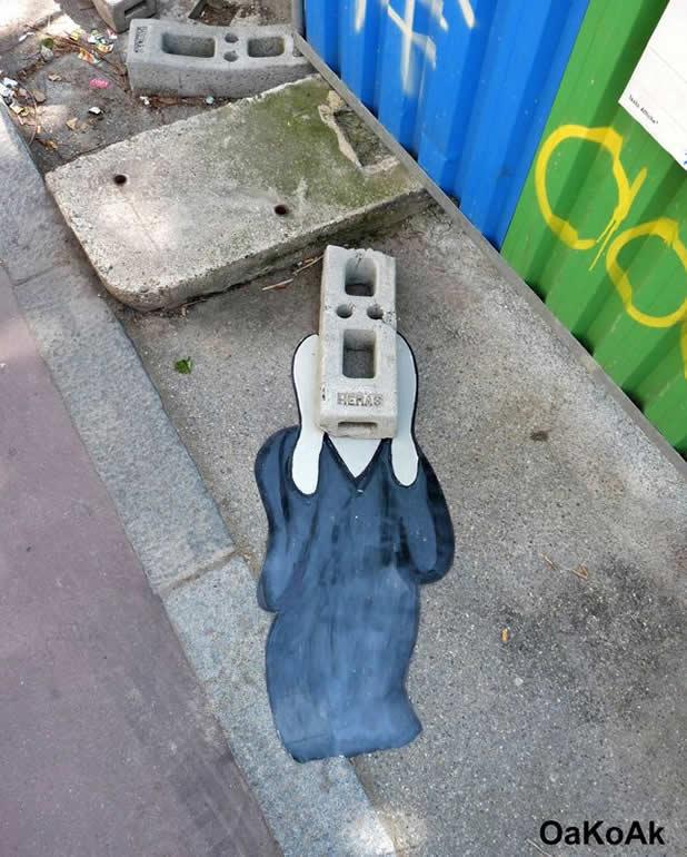 09 38 Street Art Fun et créatifs – vol3 38 Street Art Fun et créatifs – vol3