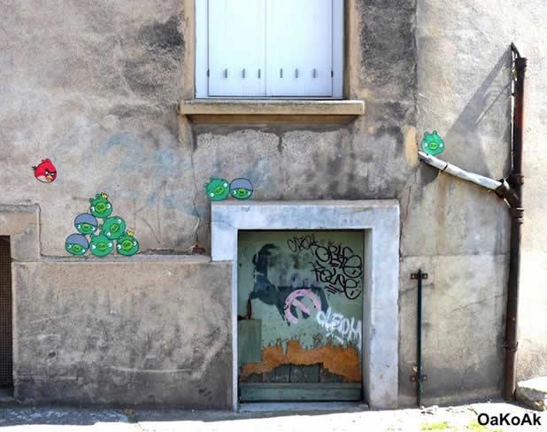 14 38 Street Art Fun et créatifs – vol3 38 Street Art Fun et créatifs – vol3