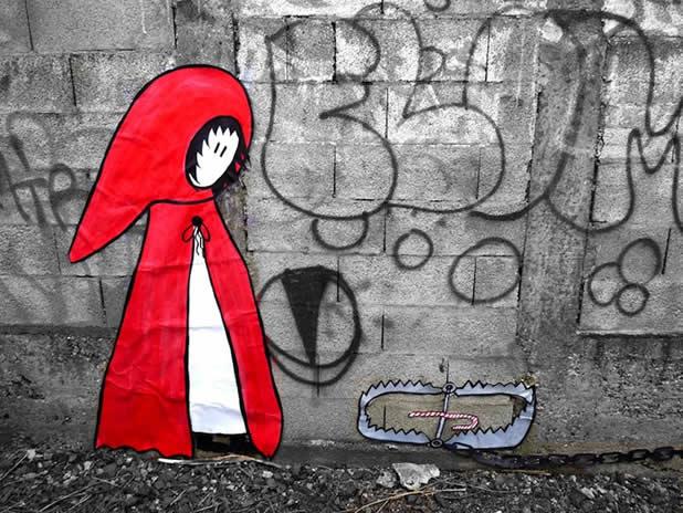 38 Street Art Fun et créatifs – vol3 23