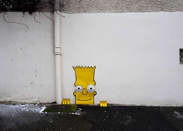 17 38 Street Art Fun et créatifs – vol3 38 Street Art Fun et créatifs – vol3
