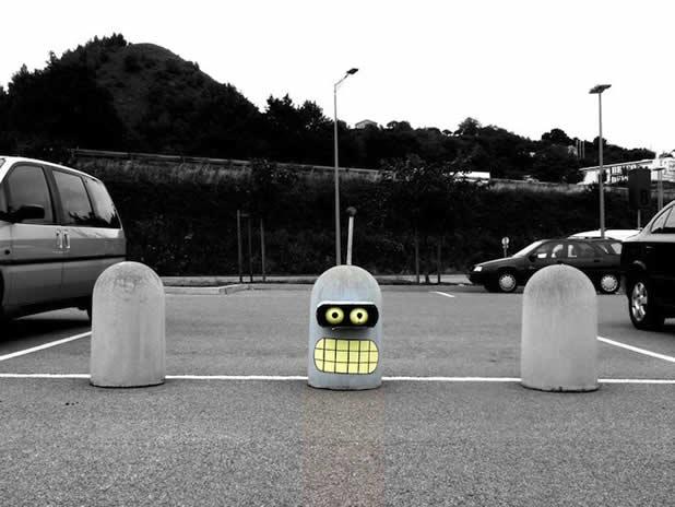 18 38 Street Art Fun et créatifs – vol3 38 Street Art Fun et créatifs – vol3
