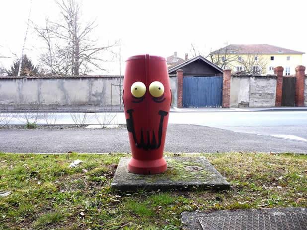 20 38 Street Art Fun et créatifs – vol3 38 Street Art Fun et créatifs – vol3