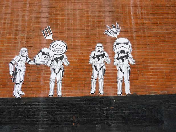 38 Street Art Fun et créatifs – vol3 13