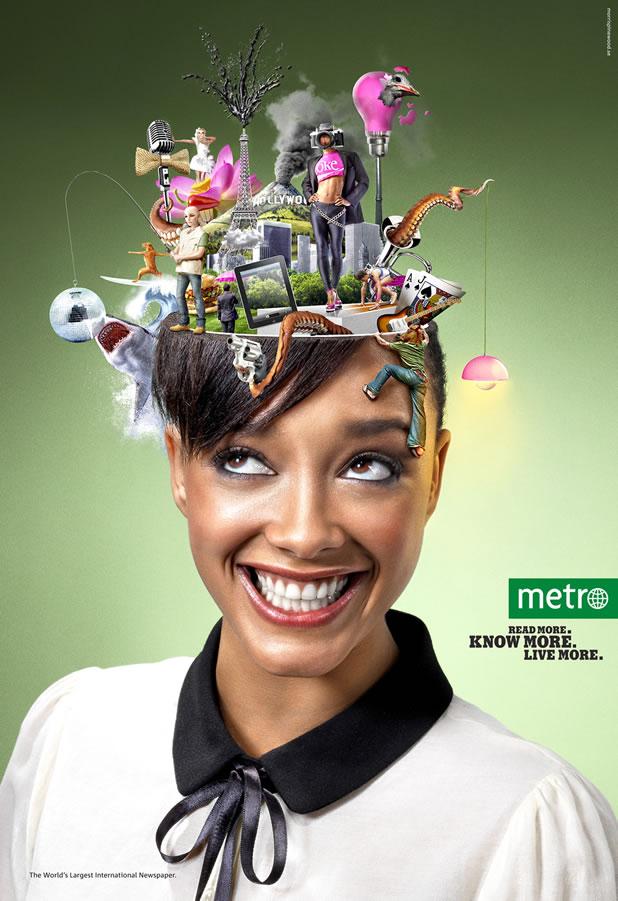 92+ publicités créatives et designs de mai 2011 60