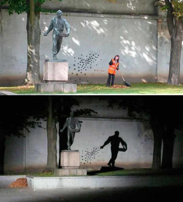 34 38 Street Art Fun et créatifs – vol3 38 Street Art Fun et créatifs – vol3