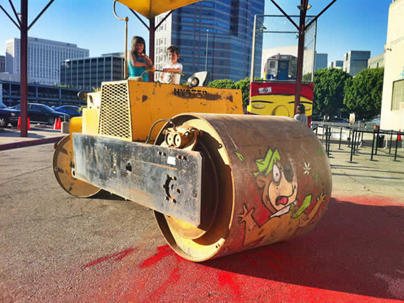 37 38 Street Art Fun et créatifs – vol3 38 Street Art Fun et créatifs – vol3