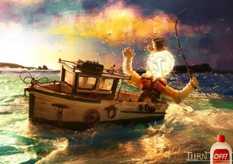 92+ publicités créatives et designs de mai 2011 9