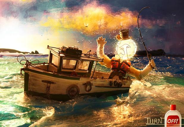 92+ publicités créatives et designs de mai 2011 29