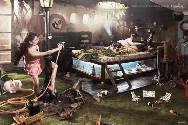 92+ publicités créatives et designs de mai 2011 15