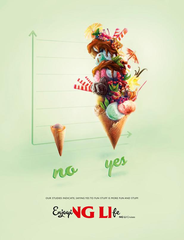 92+ publicités créatives et designs de mai 2011 7