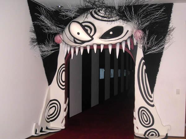 Exposition Tim Burton à la cinémathèque de Paris du 7 mars au 5 août 2012 5
