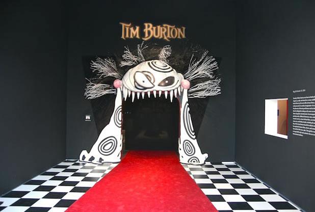 Exposition Tim Burton à la cinémathèque de Paris du 7 mars au 5 août 2012 6