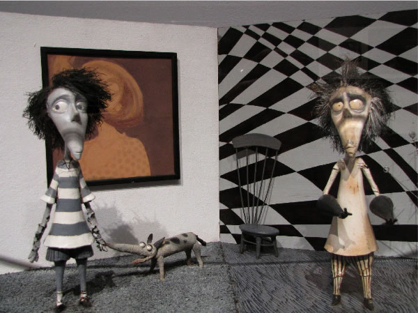 Exposition Tim Burton à la cinémathèque de Paris du 7 mars au 5 août 2012 7