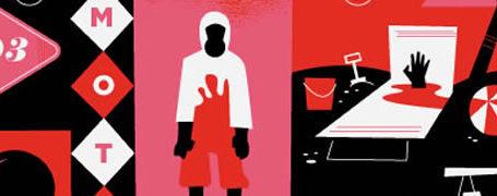 Les affiches design DEXTER de Mattson Creative 7