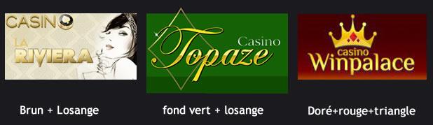 La symbolique des logos de casino 2