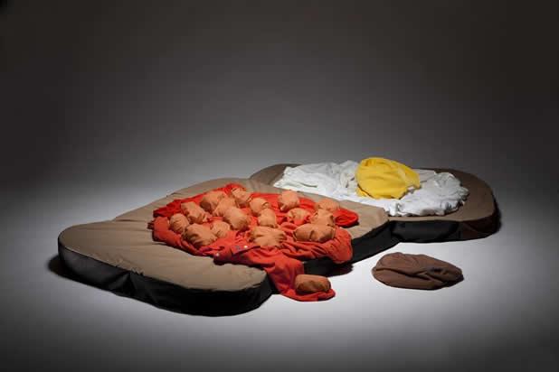"""Concept """"Qui veut des frites"""" en tissu Perishfactory 4"""