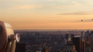 Manhattan 4.33pm - la ville est un flipper géant