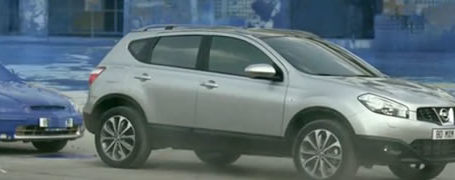 Nissan Qashqai urbanproof 9