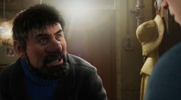 Bande annonce Tintin 3D le secret de la licorne par Spielberg et Jackson 5
