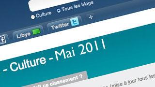 Le classement Wikio Culture de septembre 2011 1